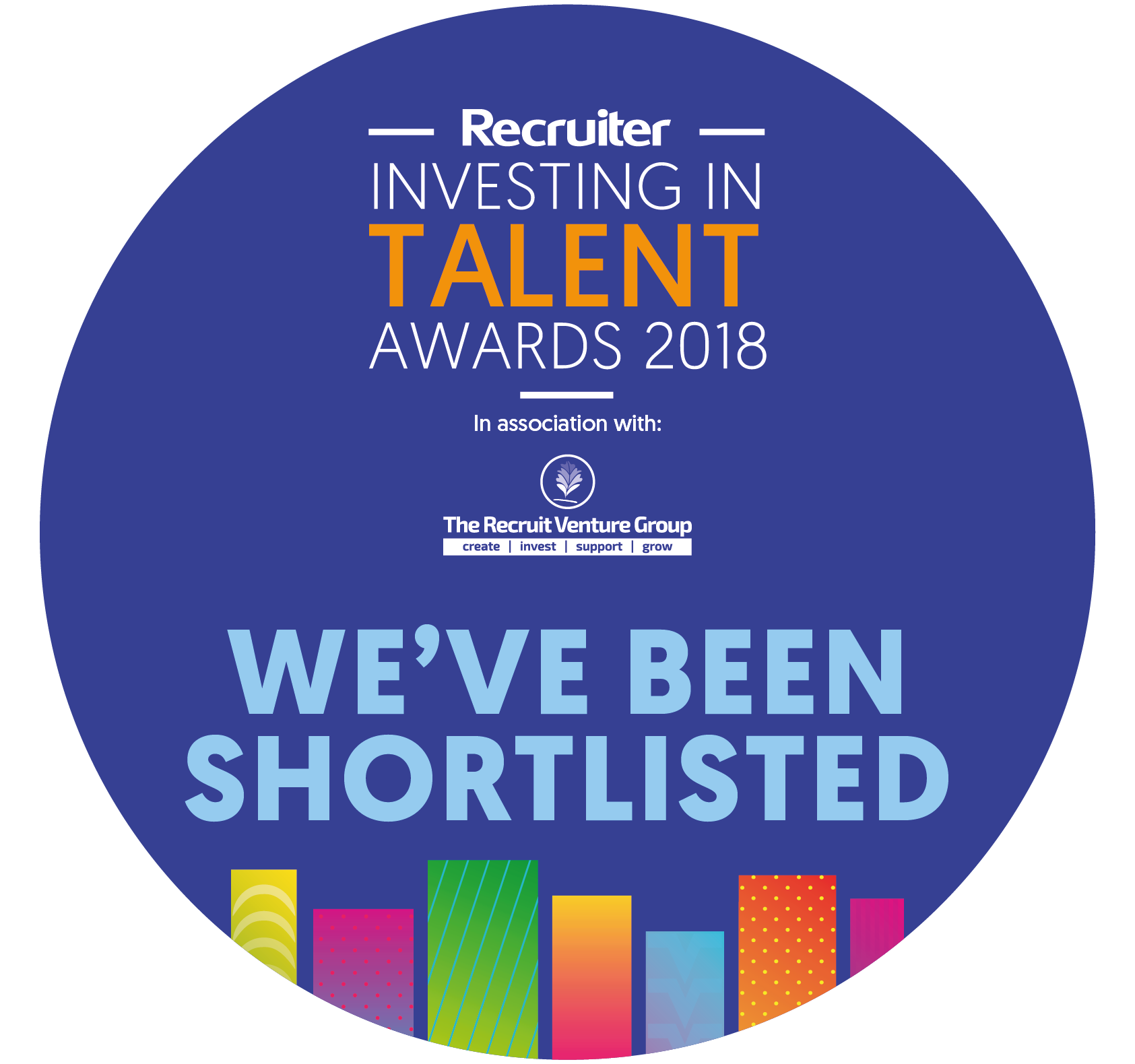 2018 - Shortlisted for best pay and benefits strategy